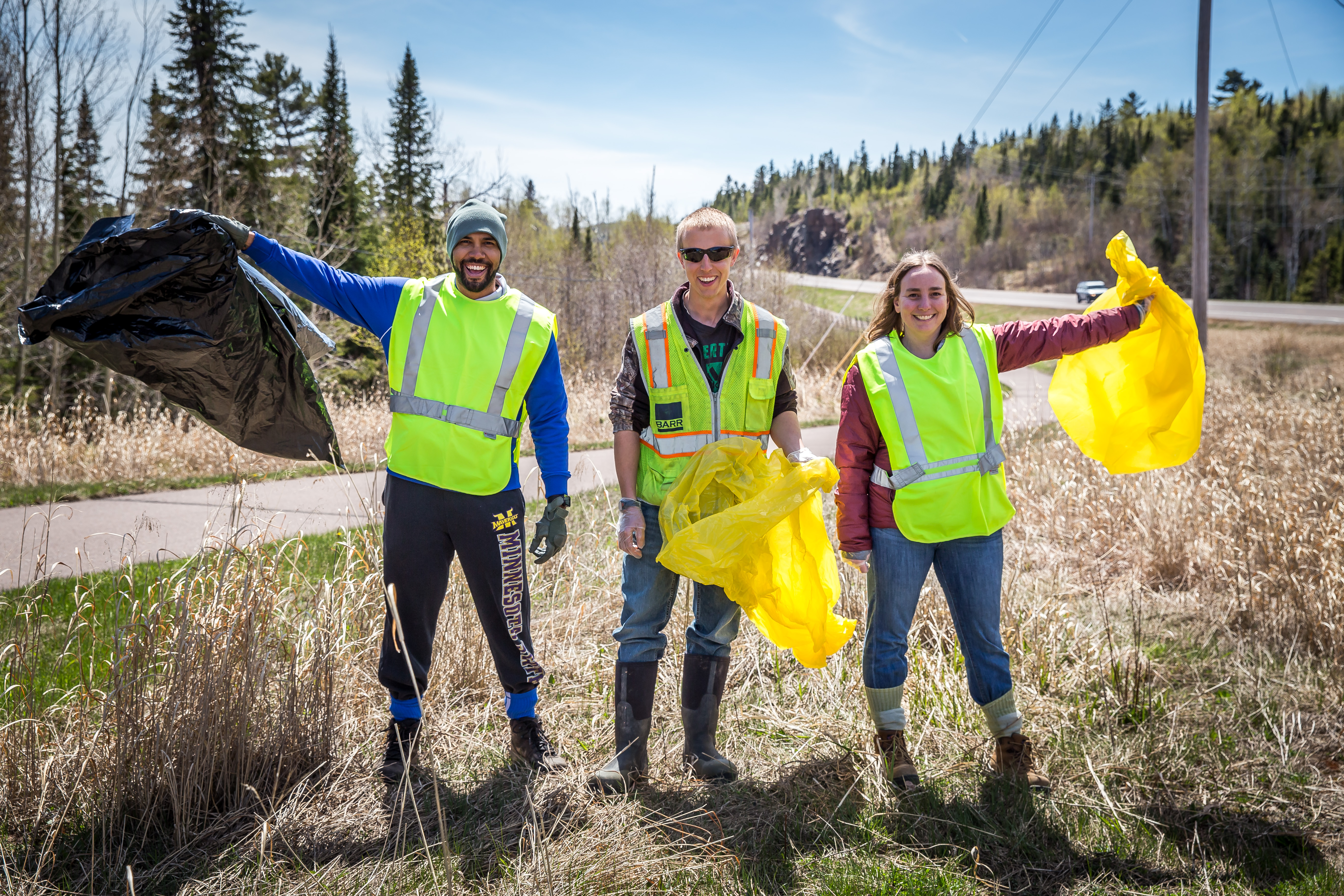 Duluth Adopt a Highway 2019